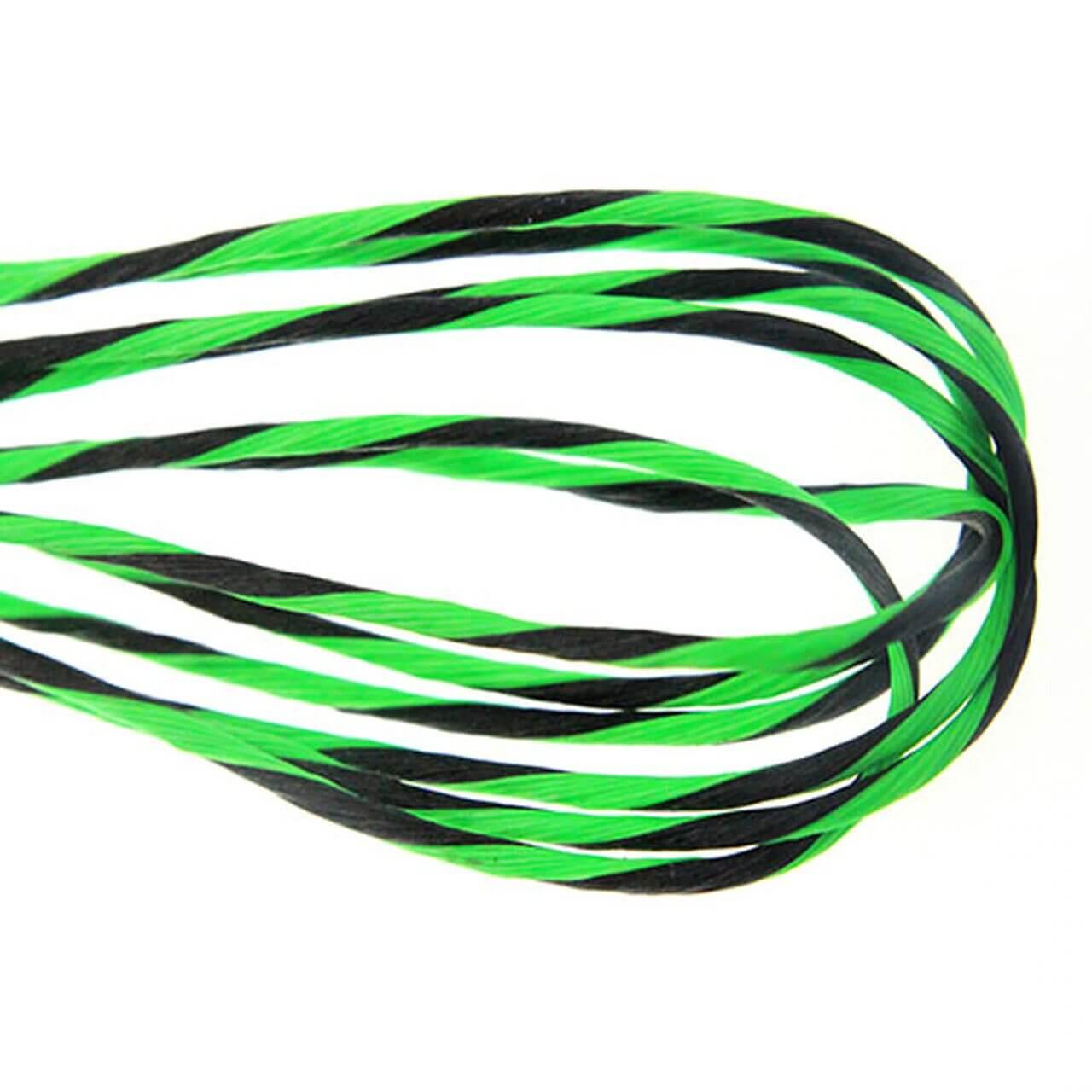 """Custom Black Bow String Ou Câble Pour Tout Tir à l/'Arc Composé *** ONE PIECE jusqu/'à 65/"""""""