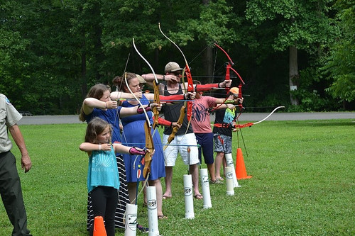 Archery Practice & Tips for Beginners