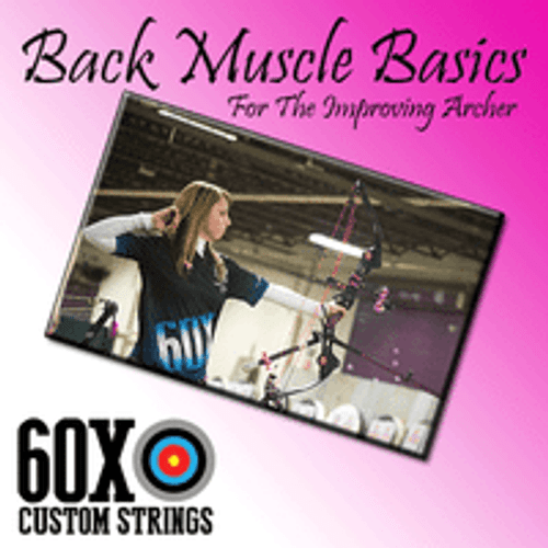 BACK MUSCLE BASICS FOR THE IMPROVING ARCHER