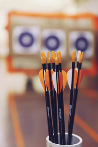 Choosing Arrows for Recurve Bows   60X Custom Strings