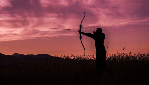 Learn The Difficulties and Joys of Field Archery   60X