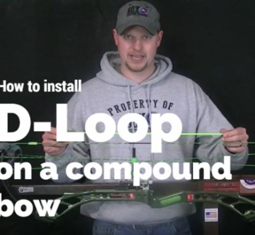 HOW TO INSTALL D-LOOP ON  BOW