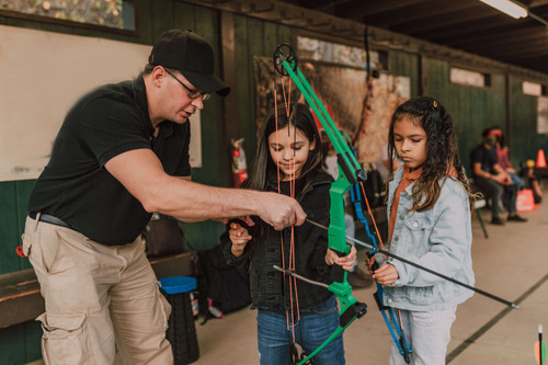 Archery for Kids: Is it Safe? | Facts & Tips From 60X