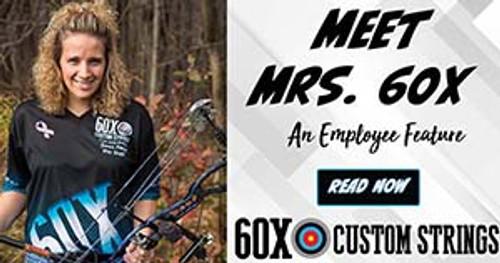 Meet Mrs. 60X