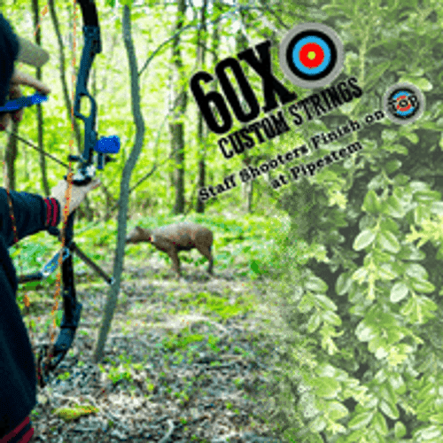 60X STAFF SHOOTERS FINISH ON TOP AT PIPESTEM