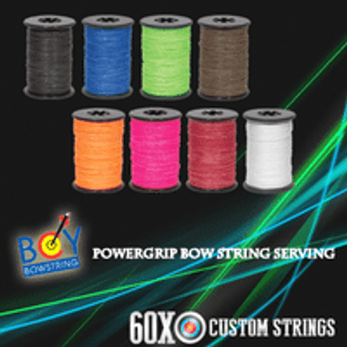 .009 POWER GRIP BCY BOW MATERIAL CENTER SERVING