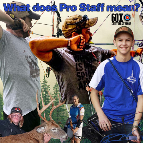 WHAT DOES PRO STAFF MEAN?