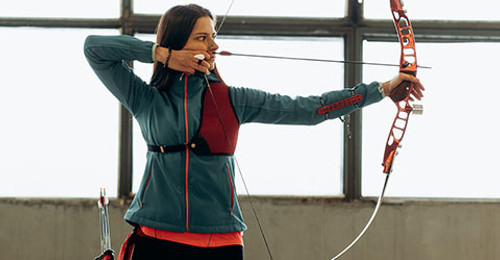 Proper Archery Stance: Learn How to Improve from 60X