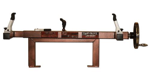 Last Chance Archery EZ Deluxe Bow Press