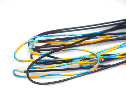 Diamond Infinite Edge Bowstring /& Cable set by 60X Custom Strings