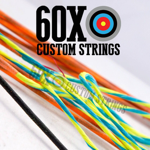 PSE X-Force HF custom compound bow string and cable