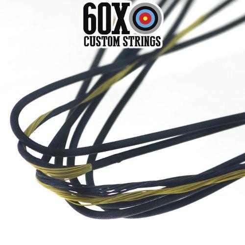 BEAR Anarchy 1 Cam Bowstring /& Cable Set par 60X Custom Cordes