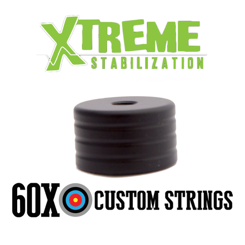 Xtreme Stabilization Black 4oz Weight
