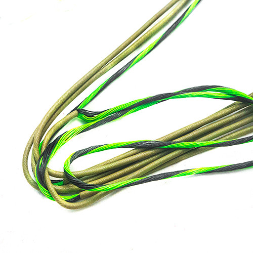 Diamond Rock Custom Compound Bowstring & Cable