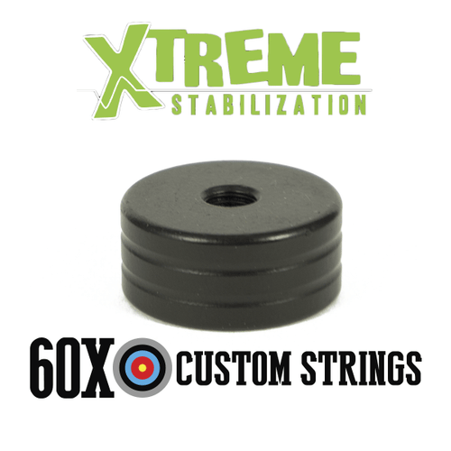Xtreme Stabilization Black 3oz Weight