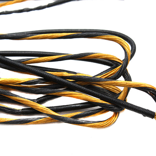 Diamond Stud Custom Compound Bowstring & Cable