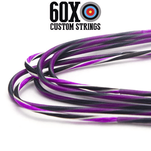 """62/"""" Replacement Compound Bow String 60X Custom Bow Strings Bowstring Bowstrings"""
