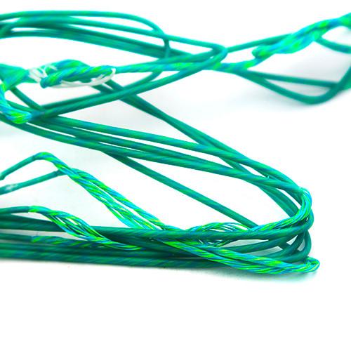 Elite Valor Bowstring jeu de câbles avec Gratuit String Cire//Garantie