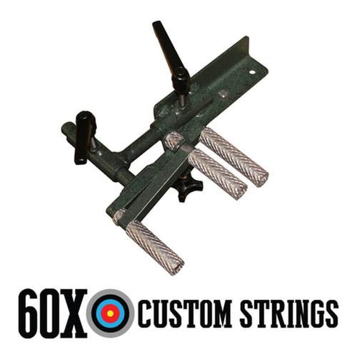 custom strings EZ green vise