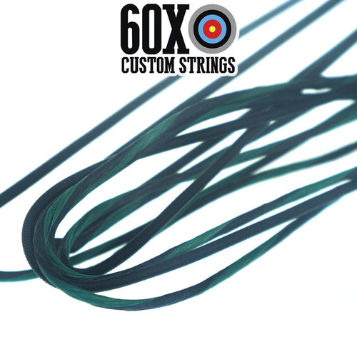"""Diamond Prism 56 5//16/"""" Compound Bow String by Proline Bowstrings Strings"""