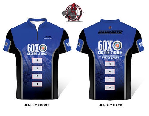 60X Shooter Jersey