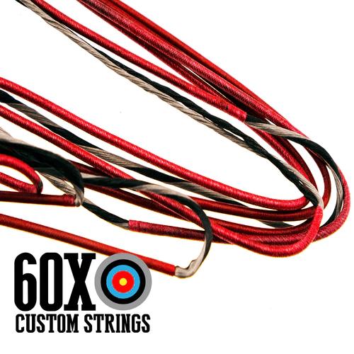 "48/"" Dacron B50 Bowstring-pour Oneida H500 Bow String"