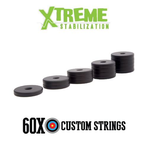 Xtreme Stabilization Black Countdown Weight System