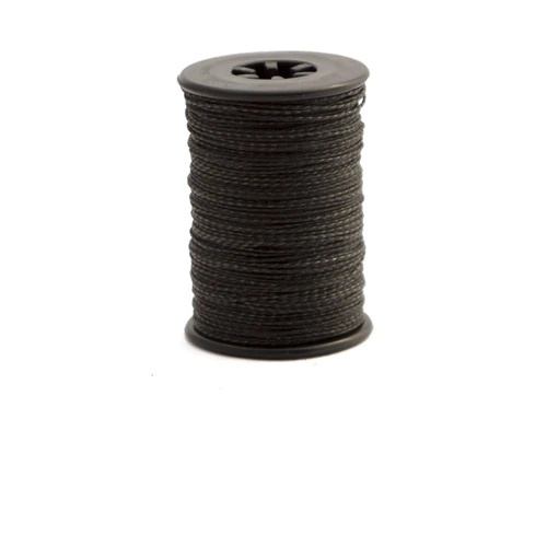 """BCY .025""""or .018"""" Black 62XS Bow String Serving"""