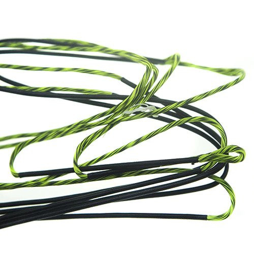 Green Black Spec 60X BCY 452X Oneida Bow String