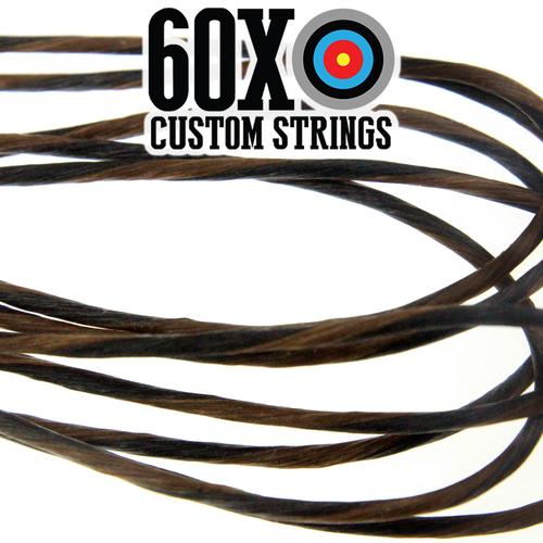 """PSE XFORCE 2008 60 7//8/"""" Compound Bow String par Proline cordes strings"""