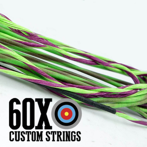 Parker custom compound bow string and cable package
