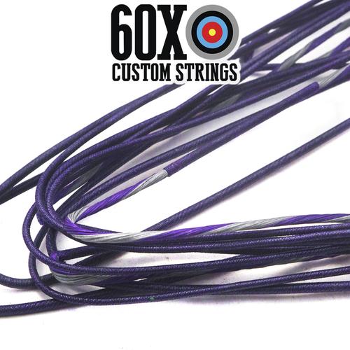 """Bowtech Realm 60.67/"""" Compound Bow String par Proline cordes strings"""