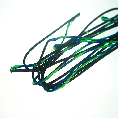 mission compound bow string cable