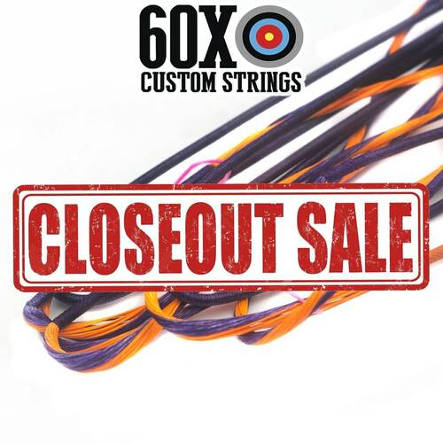 orange and purple string sale