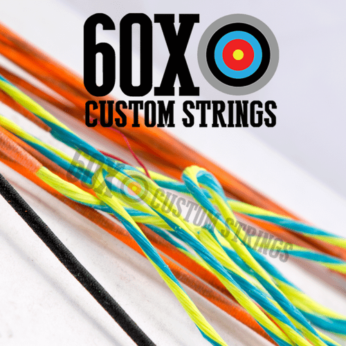 multi-color 60x D97 Crossbow string