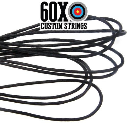 "Bear kronicle 37.2/"" Crossbow String par 60X Custom Cordes"