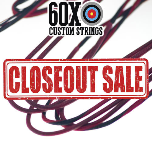 Closeout Diamond Two Cam String