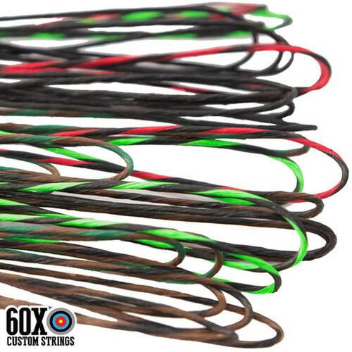large bow string selection