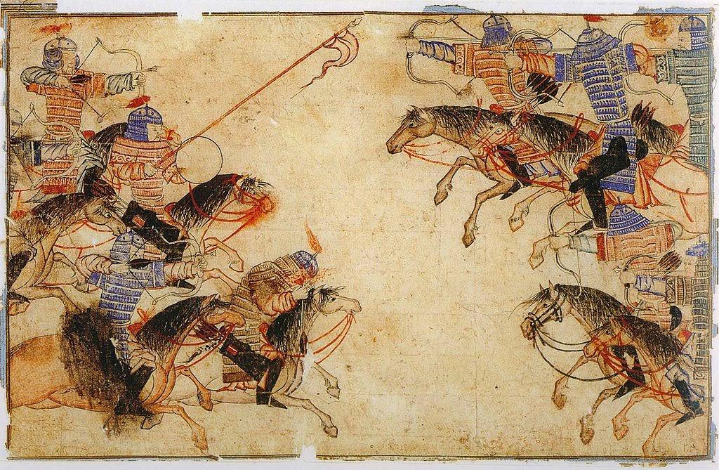 bronze age mongolian warrior archers