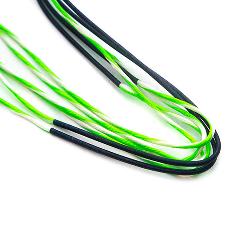 "60X Custom Strings 40 3//16/"" Buss Cable Fits Mathews Q2XL Bow"