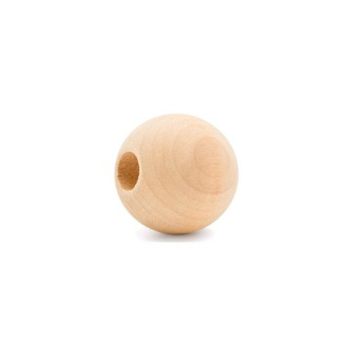 "5/8""   Ball Bead, 3/16"" Hole"