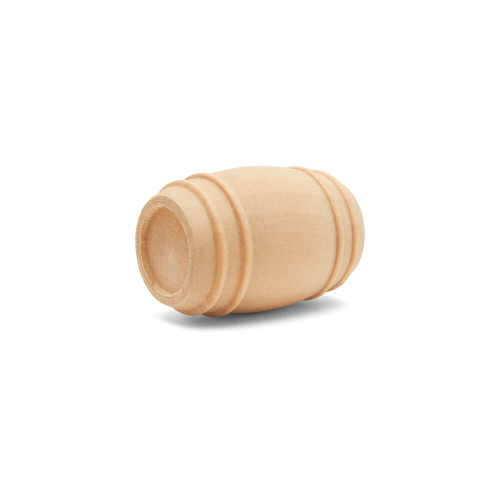 "1-5/8"" Miniature Pickle Barrel"