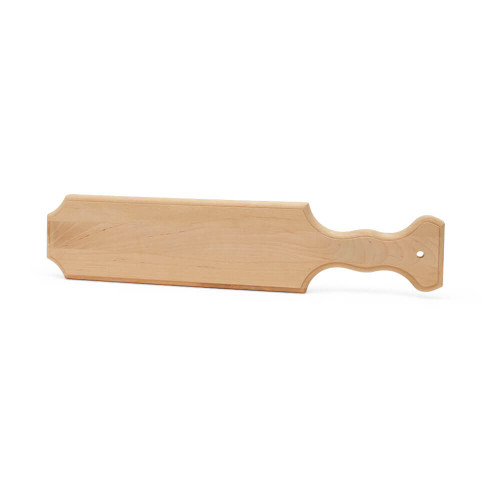 Wooden Paddle 12""