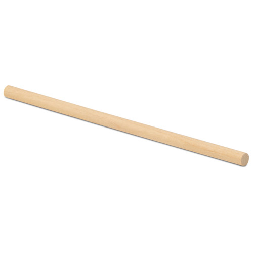 """wooden dowel rods 1/4"""" x 6"""" hardwood dowel rods for DIY crafting and woodworking projects"""