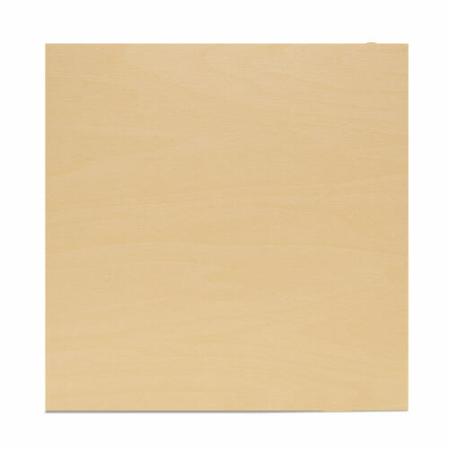 "1/8"" x 12"" x 12"" Baltic Birch B/BB Plywood"