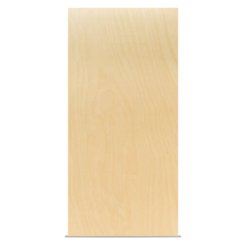 "1/8"" x 12"" x 24"" Baltic Birch B/BB Plywood Sheets"