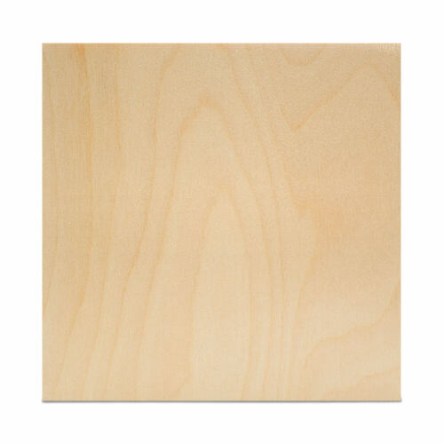 "1/4"" x 12"" x 12"" Baltic Birch B/BB Sheets"