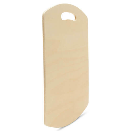 """14"""" Cutting Board Shape with Rounded Edges"""