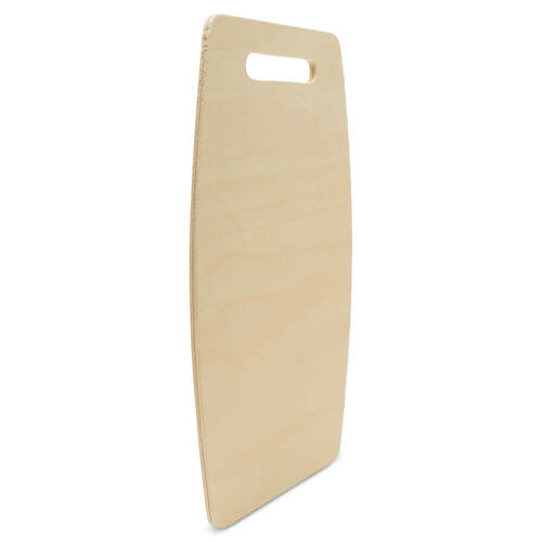 """12"""" Cutting Board Shape, with Wider Middle"""