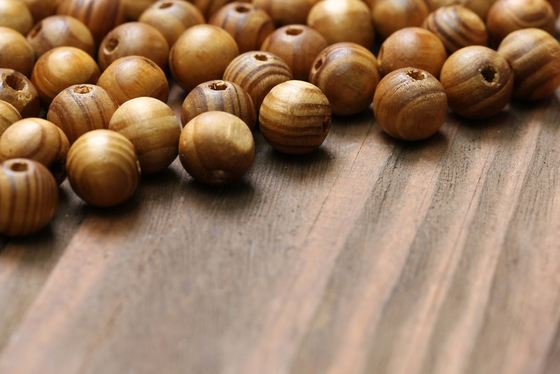 Different Types of Wood Used to Make Wooden Beads